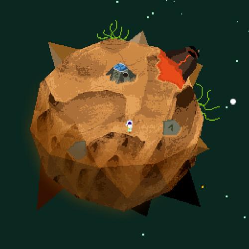 Hostile Planet (Ludum Dare 29)