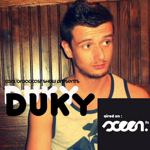 Coal Broadcast Show presents-DUKY-DJ SET- Aired on-SCEEN.FM
