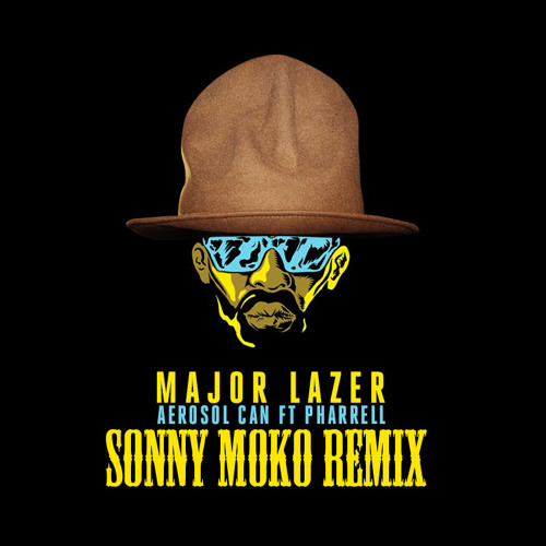Major Lazer - Aerosol Can Feat. Pharrell (Sonny Moko Remix) Preview