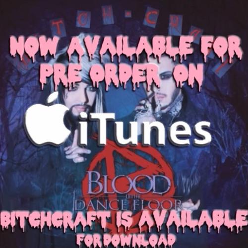 Blood On The Dance Floor - Bitchcraft