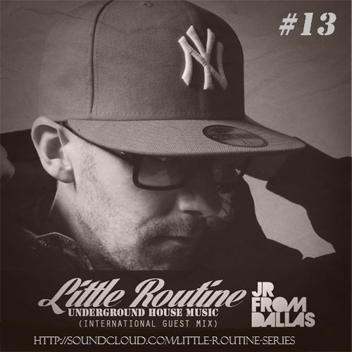 JR From Dallas - Little Routine #13 - (2014)