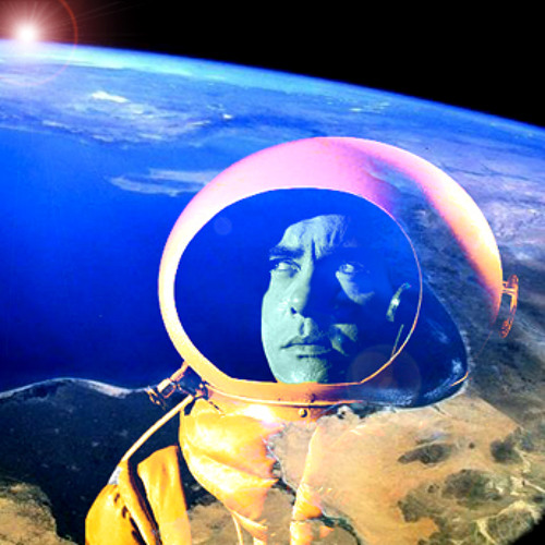 """Cover of """"Humans From Earth"""" by T Bone Burnett"""