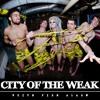 City of the Weak White Fire Alarm