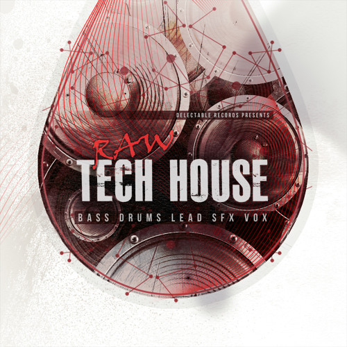 DGS50- RAW TECH HOUSE- Sample Library- Exclusive at Loopmasters