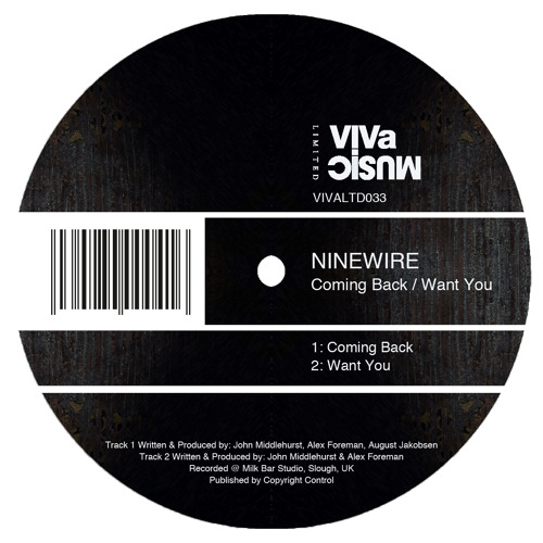 VIVALTD033 /// Ninewire - Want You