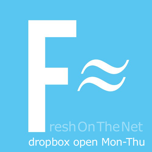 FRESHNET DROPBOX: OPEN