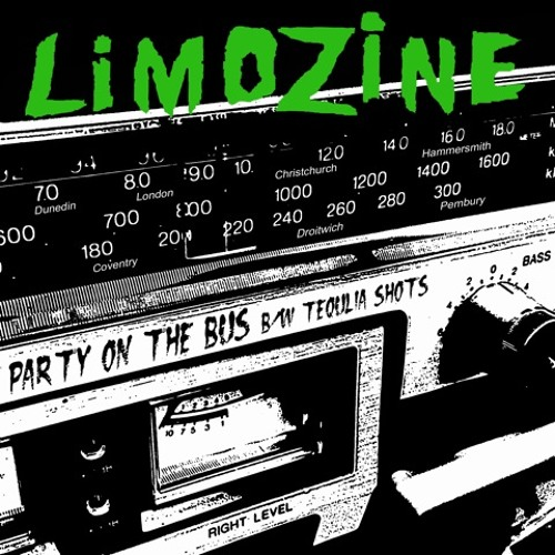 Limozine Party On The Bus