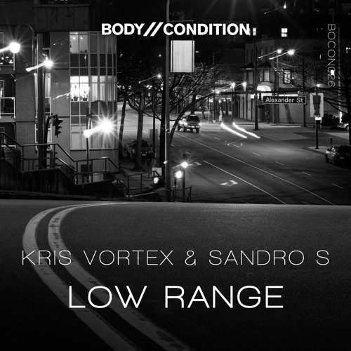 Low Range Sandro S&Kris Vortex Mix Original - Lostrocket - Ozen Nouse
