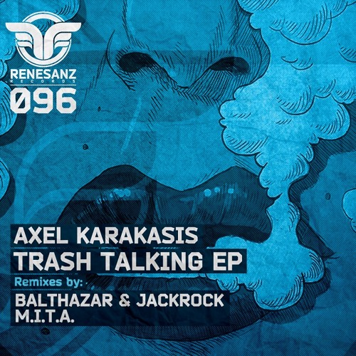 Axel Karakasis - For A Minute (Balthazar & JackRock Remix) [Renesanz]