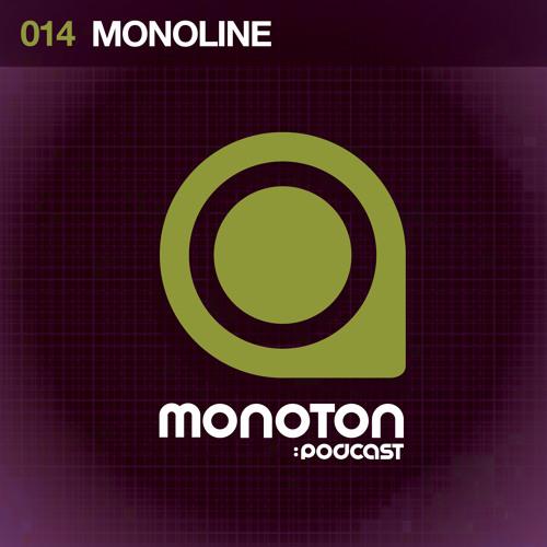 MNTNPC014 - MONOTON:audio pres. Monoline