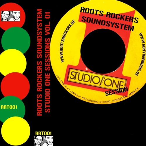 Roots Rockers Sound - Studio One Session (2002)