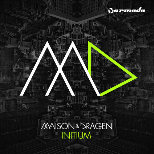 Maison & Dragen Feat Jeremy Carr - Never Gonna Stop (Radio Edit)
