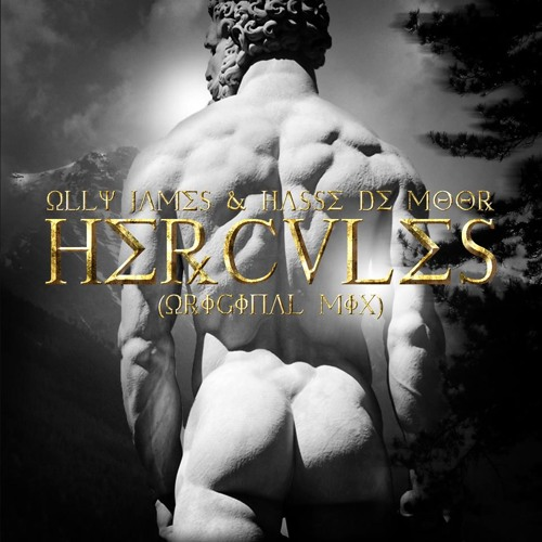 Olly James Hasse De Moor - Hercules (Original Mix)