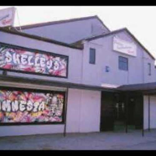 Dj Rap Shelleys Laserdome Stoke 1991