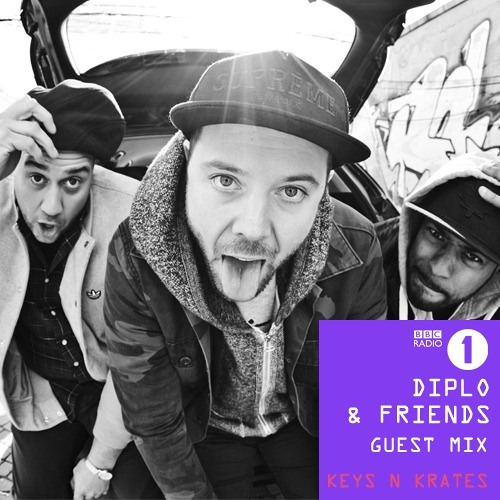 Keys N Krates - Diplo & Friends [Free Download]