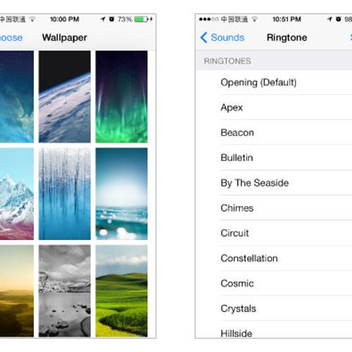 download zip iphone 7 ringtone opening default