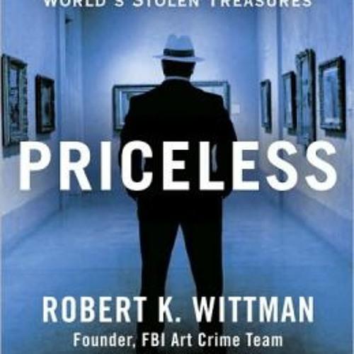 Former FBI agent Bob Wittman discusses art theft & his book Priceless