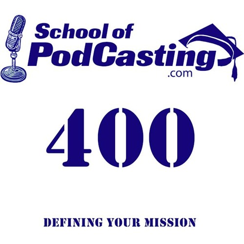 400 Episodes - Changing Your Format