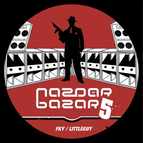 LITTLE GUY - MOBIUS ONE ( NAZDAR BAZAR 05 )