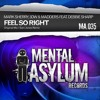 Mark Sherry & 3DW vs Madders feat Debbie Sharp - Feel So Right (Sam Jones Mix) PREVIEW