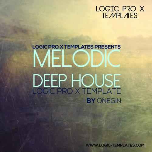 Melodic Deep House Vol.2 Logic Pro X Template