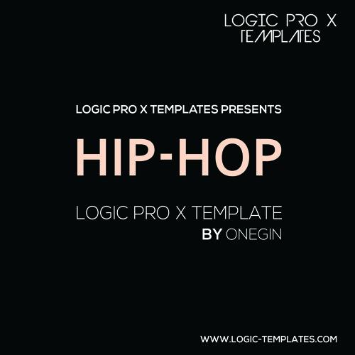 Hip Hop Logic Pro X Template