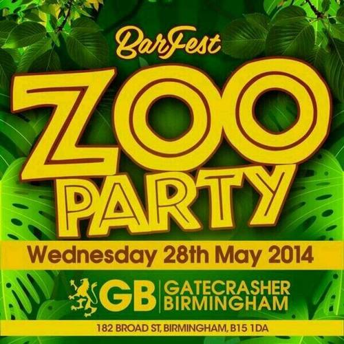 Bashment   @BarfestUK   #ZooParty   @KennyAllstar