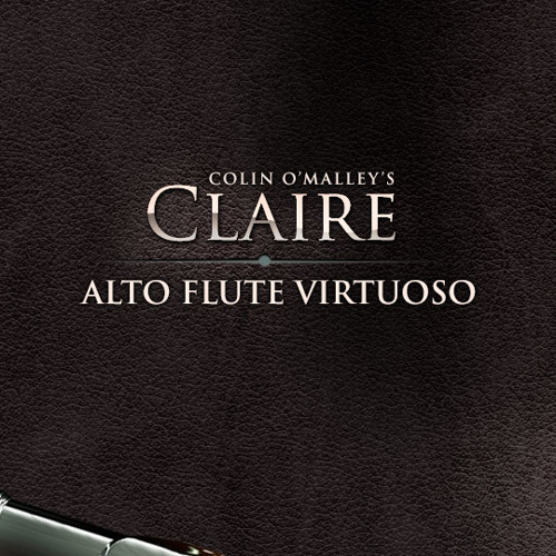 "8Dio Claire Alto Flute: ""Imagine a Moment"" by Kyle Robertson"