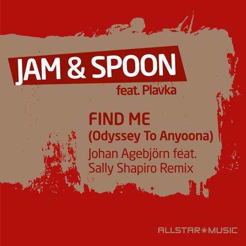 Jam & Spoon - Find Me (Johan Agebjörn feat. Sally Shapiro Dub)