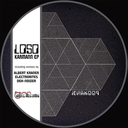 Loso - Commander (Albert Kraner Jupiter Remix) [Snippet]