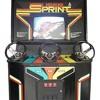 Atari Super Sprint arcade game music