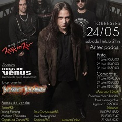Andre Matos - Tower's Rock VI 24/05/2014