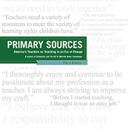 Scholastic's Margery Mayer, Teacher Leaders on Voice
