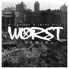 P. Sanders x Jhene Aiko - WORST (Remix)
