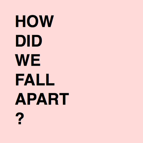 How Did We Fall Apart - The Sami Sisters