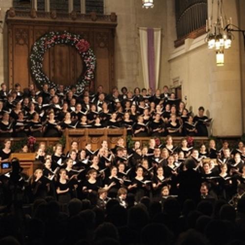 WMU Collegiate Singers. Waldesnacht -- J. Brahms.