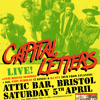 Capital Letters - No Jobs (Live 5th April 2014)