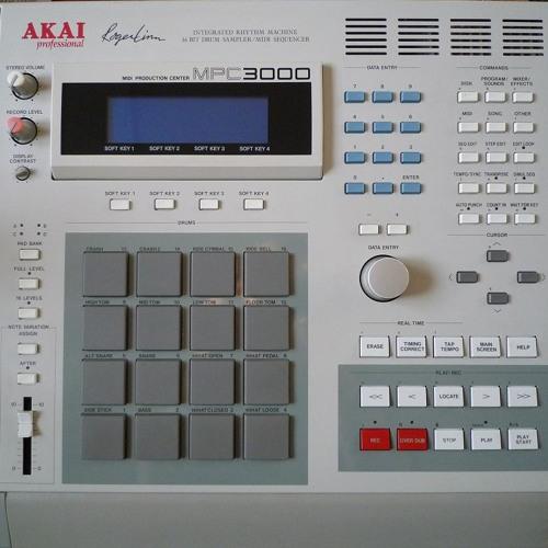 I FIERI BBOYZ instrumental RMX by Powerpier (MPC 3000 & s950)