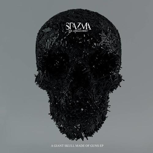 03 - A Giant Skull Made Of Guns