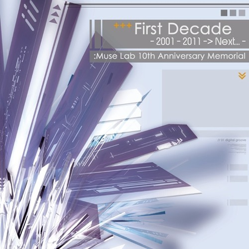 First Decade(CrossFade)
