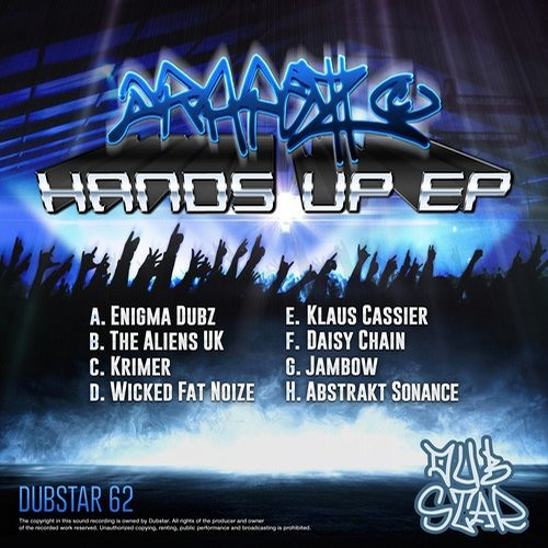Drapez - Hands Up [ENiGMA Dubz Mix] OUT NOW