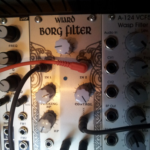 Wiard Borg Filter/LPG