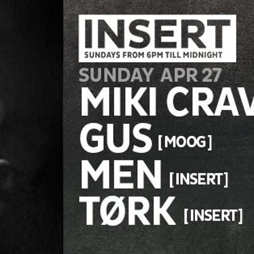 "TØRK @ Insert Club - 27.04.14 - ""Closing Set"""