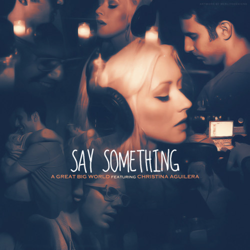 Say Something -A Great Big World Ft.Christina Aguilera (Piano & Vocal Cover) Ft.Tsui Ying(關鍵女神)
