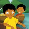 NB Dongeng Kisah Kakak Beradik Nelayan