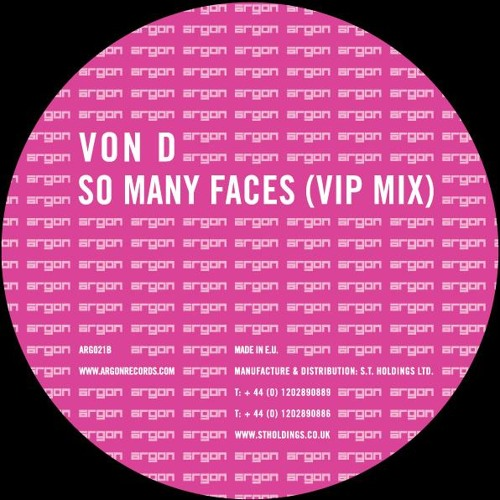 Von D - So Many Faces VIP - FREE DOWNLOAD