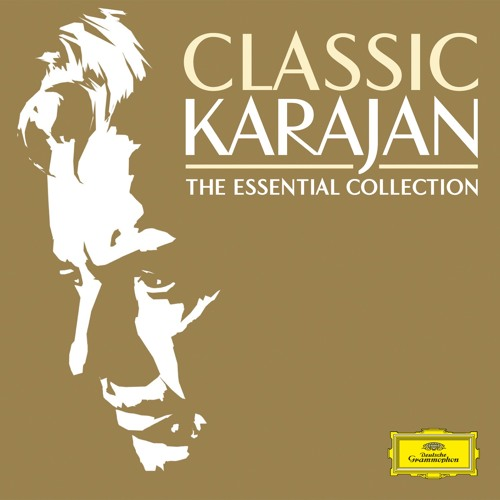 Karajan Conducts Bach's Orchestral Suite No. 3 BWV 1068 - Air