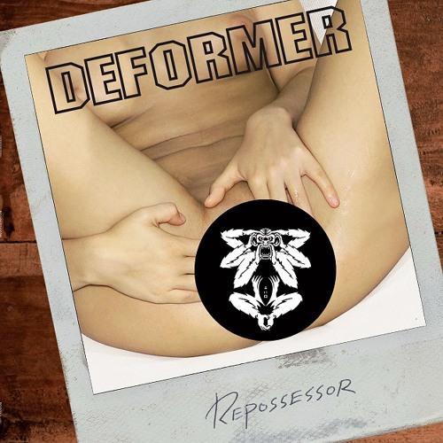 """Deformer - Repossessor/Malevolent Mastery (PRSPCTRVLT 007) 10"""" full artwork vinyl out May 5th 2014!"""