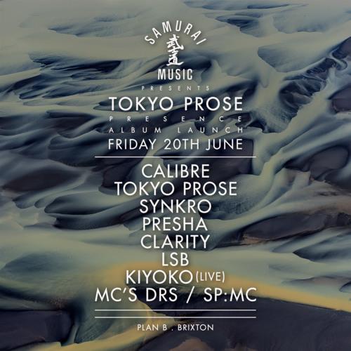 Tokyo Prose - My Soul [Presence Album Launch Freebie]