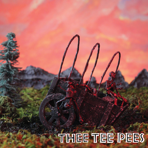 Thee Tee Pees - Got My Gun